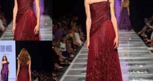 احلى فساتين هنديه للخطوبه , تصميمات هندية , احلى فساتين مميزه للعرايس 2020