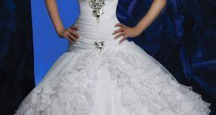 صوره فساتين زفاف عروس