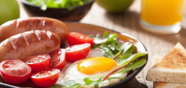 صوره وجبات افطار الصباح , وصفات خفيفة للفطور