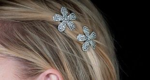 صورة تسريحات الشعر للعرائس فيس بوك , تسريحات بسيطة للزفاف