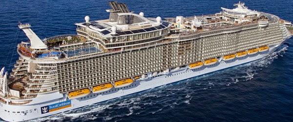 صورة اضخم سفينة في العالم , معلومات عن اكبر سفينة بالعالم 1203 3