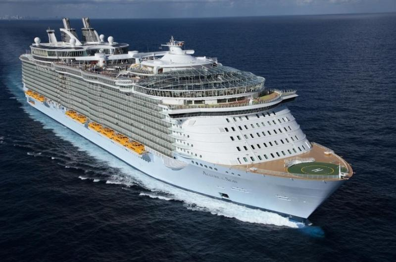 صوره اضخم سفينة في العالم , معلومات عن اكبر سفينة بالعالم