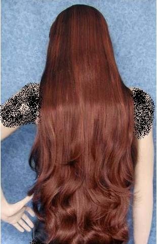صورة صباغة الشعر طبيعية , طريقة صبغ الشعر في المنزل