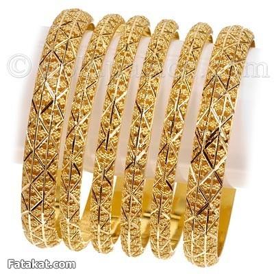 صوره تفسير حلم لبس غوايش ذهب , الذهب في المنام