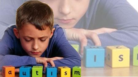 صورة اشكال التوحد وعلاجة عند الاطفال , انواع مرض التوحد