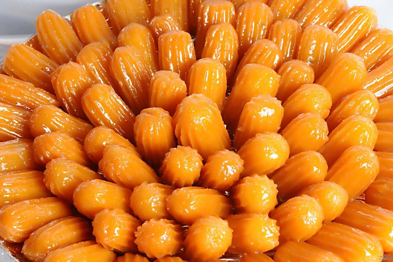 صوره حلويات الست غالية , طريقة تحضير حلويات بسيطة