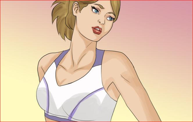 صوره طريقة تكبير الثدي كيفية تكبير الثدي , خلطات طبيعية لتكبير الصدر