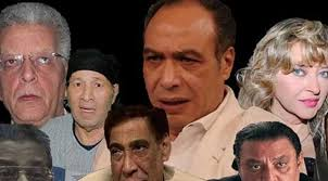 صوره الممثلين المصريين المتوفين 2018 بالصور