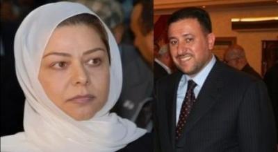 صوره زواج رغد صدام حسين من خميس خنجر , زفاف ابنة الرئيس الراحل صدام حسين