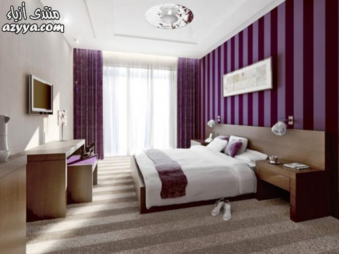 صورة الوان غرفة النوم , اجمل تصاميم غرفة النوم 422 1