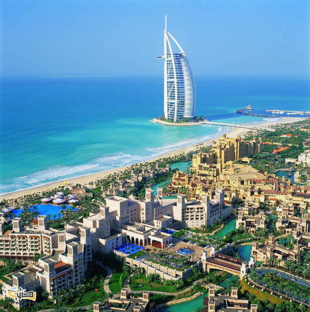صور اهم المعالم السياحية في الامارات , معلومات عن السياحة داخل دولة الامارات