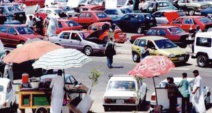 سوق السيرات , مكان سوق السيارات في مصر