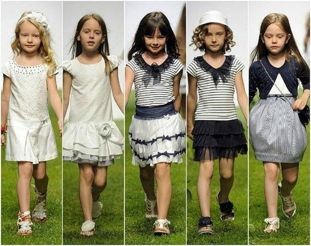 صوره فساتين للربيع بناتي , موديلات شتوي للبنات , فساتين للاطفال جديدة