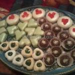 صور حلويات اقتصادية جزائرية , طريقة عمل حلويات سهلة