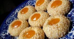 حلويات اقتصادية جزائرية , طريقة عمل حلويات سهلة