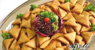 صورة حلويات رمضانية سهلة , طريقة عمل حلويات لرمضان