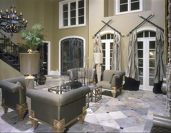 صورة ديكورات منازل فخمة 2020 , تصميمات مودرن لمنزلك , ديكورات بالاحجار الكريمة 2020 7516 25