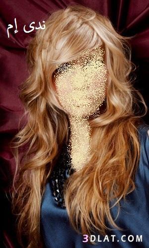 صورة قصات الشعر الطويل بالصور , ستايلات تحفة للشعر