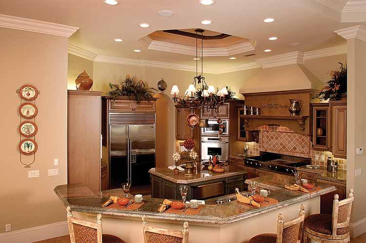 صورة ديكورات مطابخ الوميتال , مطبخك على ذوقك , اشكال مطابخ امريكية 2020 7532