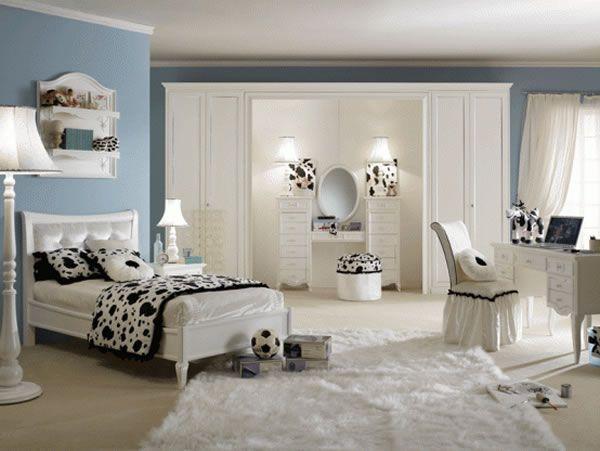 صورة تصاميم غرف نوم شياكة 2020 , غرف نوم ناعمة , غرف نوم كيوت 2020 7809 4