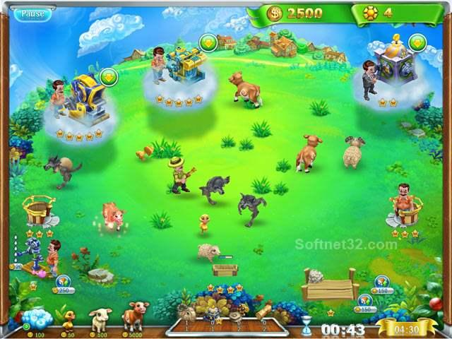 صورة العاب مزارع , شرح لعبة المزرعة السعيدة