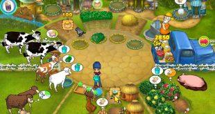 صوره العاب مزارع , شرح لعبة المزرعة السعيدة
