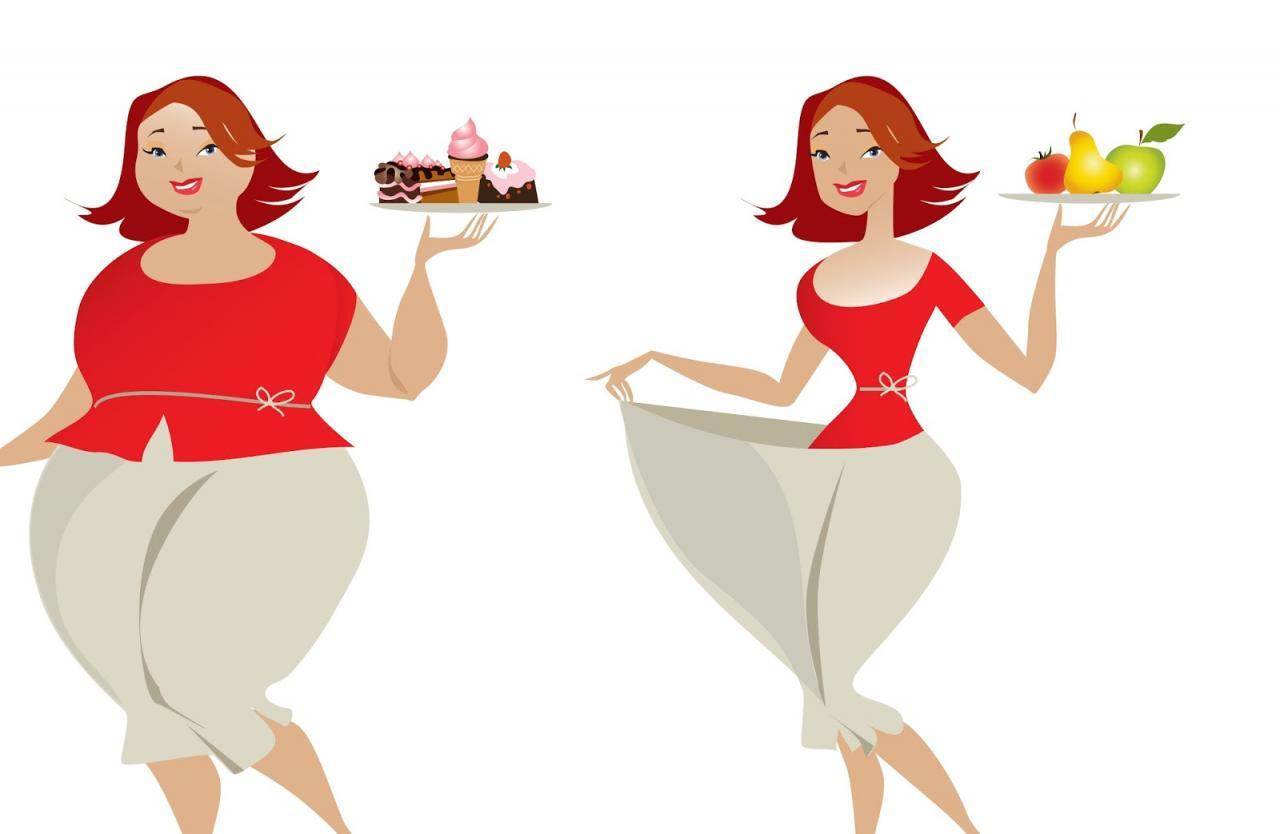 صوره فقدان الوزن بسرعة , ريجيم صحي , التخلص من الوزن الزائد