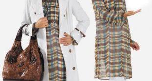 صورة اشيك ازياء محجبات 2019 , ملابس محجبات تركية 2019