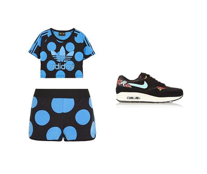 صورة ملابس رياضية للبنات المراهقات , ازياء سبورت للبنات