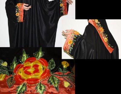 صور عبايات سعودية جنان 2019 , عبايات سعوديه سوداء , اروع عباية سعودي
