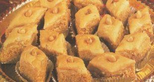 صوره وصفات حلويات العيد , عمل حلويات في المنزل