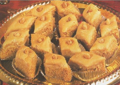 صورة وصفات حلويات العيد , عمل حلويات في المنزل