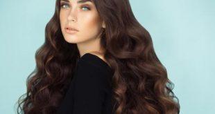 صورة الوان الشعر المناسبة للبشرة السمراء , افضل لون شعر للسمراء