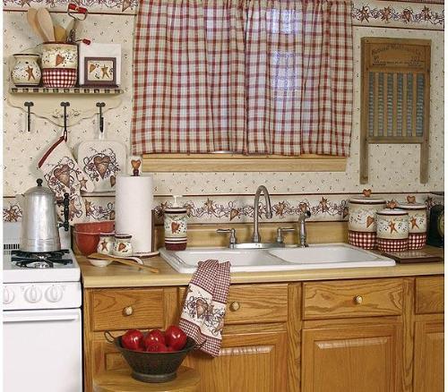 صورة ريدوات المطبخ , موديلات متنوعة لستاير المطبخ