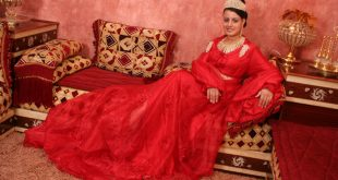 صور دراعات مغربية جميلة , جلابيات ستايلات مغربية