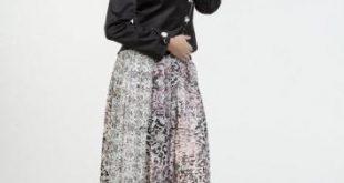 ملابس صيفية تركية للمحجبات , فساتن طويلة للمحجبات 2019