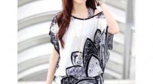 صورة ازياء كورية للعيد 2019 , ملابس للبنات المراهقات , ملابس كوريه قمة التميز والاناقه
