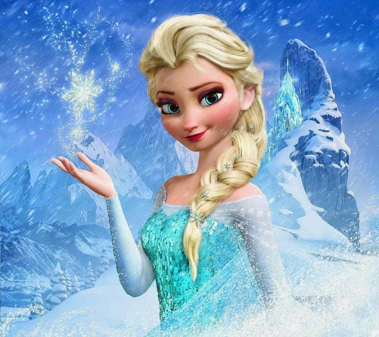 صورة ملكة الثلج frozen , قصة اميرة الثلج