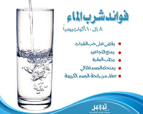 صور فوائد شرب الماء , اهمية الماء للصحة