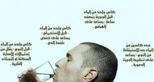 صوره فوائد شرب الماء , اهمية الماء للصحة