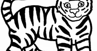 صوره صور حيوانات للتلوين , رسومات تلوين للاطفال