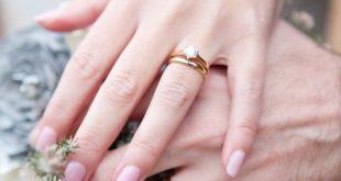 صوره صور دبل خطوبة من روائع ايام الزواج هذه التشكيلة من دبلات الخطبة