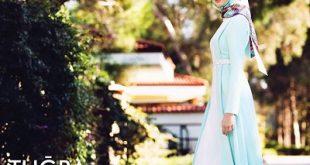 صورة اجدد ازياء تركية للمحجبات , احلي زي تركي للمحجبة 2019