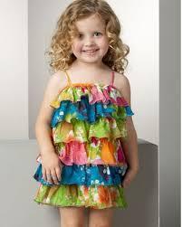صورة ملابس رهيبة للبنات الصغار , زي بناتي جميل , اجمل ملبس رهيب للبنت الصغيرة 2020