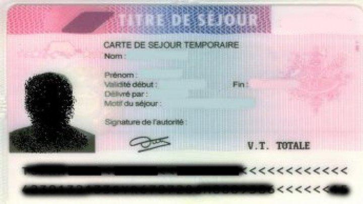 صوره بطاقة الاقامة في فرنسا , تصاريح الاقامة الفرنسية