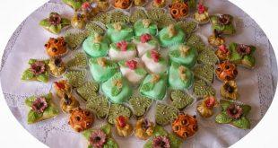 حلويات العيد باللوز بالصور , اعداد حلويات العيد , اسهل طرق حلوي الاعياد 2019