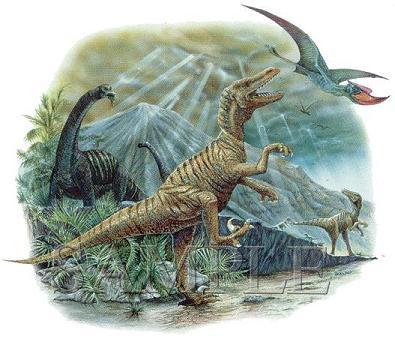 صوره بحث حول الديناصورات , موضوع تعبير عن الديناصورات