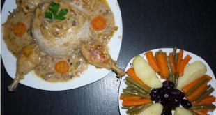 صورة عشاء خفيف بالخطواط , فاهيتا الدجاج , طريقة عمل عشاء سريع ولذيذ 2019