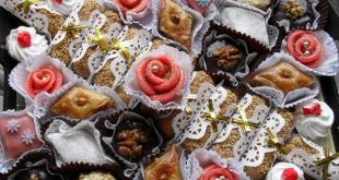 صور حلوى مغربية احلا حلويات بالصور لذيذة تذوب في الفم