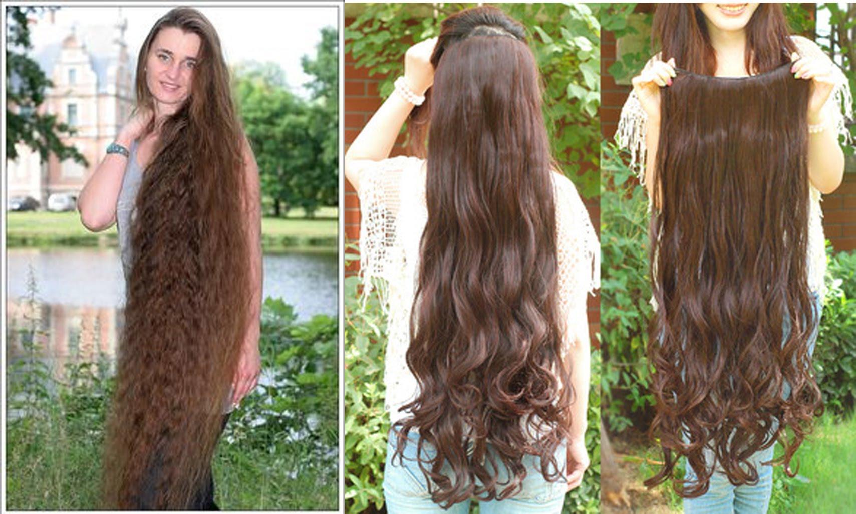 صور وصفات مجربة للعناية بشعرك وتطويله وتنعيمه , ضمان من خبيرات الشعر